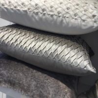Cushions In Neutral Colours With A Twist