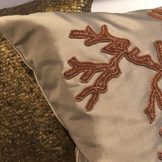 Coral Pattern Cushion Designs For Your Bespoke Interior Projects